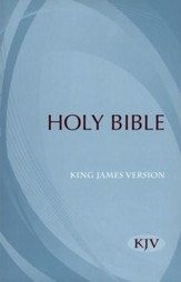 KJV Outreach Bible  - Slightly Imperfect
