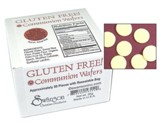 Communion Wafers, Gluten Free, Box of 50