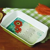 Woman Faith Casserole Dish