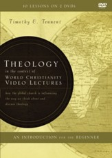Theology in the Context of World Christianity DVD Lectures