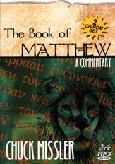 Matthew Commentary          - Audiobook on MP3 CD-ROM