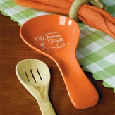 Woman of Faith Spoon Rest