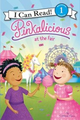 Pinkalicious at the Fair, hardcover