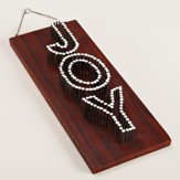 Joy Nail Art, Wall Plaque