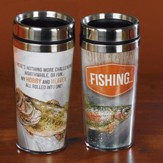 Fishing Travel Mug