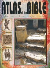 Atlas of the Bible - Index and Chronological Table (Carta)