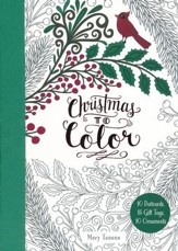 Christmas to Color Activities