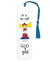 God Is Good, Lighthouse Bookmark