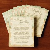 I Said A Prayer, Prayer Cards, Pack of 25