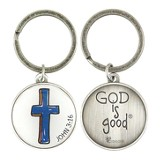 God Is Good, Cross Keyring