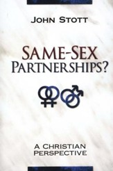 Same-Sex Partnerships? A Christian Perspective
