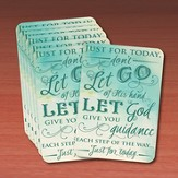 Let Go Let God Prayer Cards, Pack of 25
