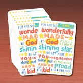 Kids Prayer Cards, Pack of 25