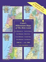 Carta's Millennium Maps of the Holy Land