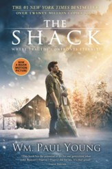 The Shack, Movie Tie-in Edition, paperback book