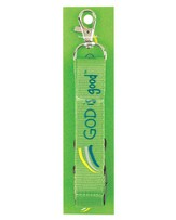 God Is Good Keychain Lanyard