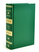 Spurgeon's Sermons, Volume 2