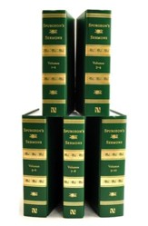 Spurgeon's Sermons, 5 Book Set with  10 volumes