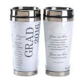 2016 Congrats Grad Travel Mug