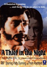 A Thief In The Night, DVD