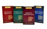 The Preacher's Toolbox Series, 4 Volumes