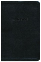 The A. W. Tozer Bible: KJV Version, Flexisoft leather, black