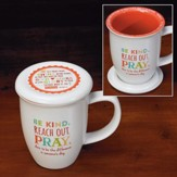 Be Kind Coaster Mug
