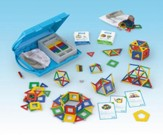 GEOMAG Education Kit: Shape & Space Panels (244 pieces)