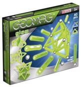 GEOMAG Color Glow (40 Pieces)