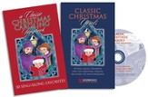 A Classic Christmas Caroling Songbook and CD  - Slightly Imperfect