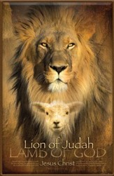 Lion of Judah Plaque