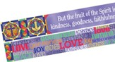 Fruit of the Spirit Double-Sided Border