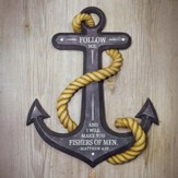 Fishers Of Men, Anchor Wall Sculpture