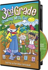 Growing with God Teacher's Manual on CD-ROM (3rd Grade)