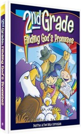 Finding God's Promises Teacher's Manual (2nd Grade)