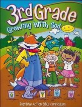Growing with God Student Manual (3rd Grade)