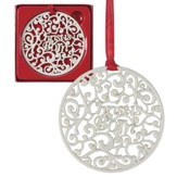 Christ is Born, Filigree Ornament