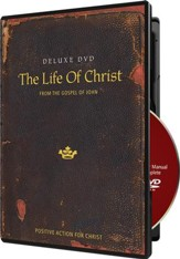 The Life of Christ: From the Gospel of John Teacher's Manual  on DVD-ROM
