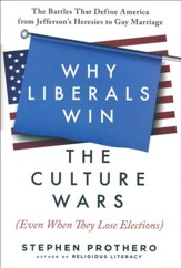 Why Liberals Win the Culture Wars (Even When They Lose Elections): The Battles That Define America from Jefferson's Heresies to Gay Marriage