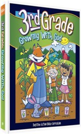 Growing with God Teacher's Manual (3rd Grade)