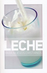 Leche para Nuevos Cristianos, Folleto del Estudiante  (Milk for New Christians Student Booklet)