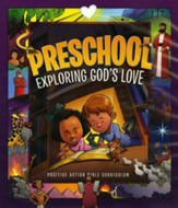 Exploring God's Love Teacher's  Manual (2nd Edition,  Preschool K4)