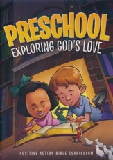 Preschool: Exploring God's Love,  Teacher's Manual on CD-ROM