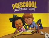 Exploring God's Love Story Cards  (2nd Edition; Preschool K4)