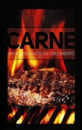 Carne para cristianos en  crecimiento, manual del estudiante  (Meat for Growing Christians, Student Booklet)