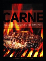 Carne para cristianos en crecimiento, manual del maestro  (Meat for Growing Christians, Teacher's Manual)