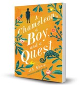 A Chameleon, A Boy and A Quest