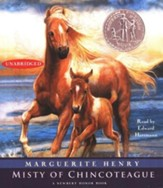 Misty of Chincoteague, Audiobook CD