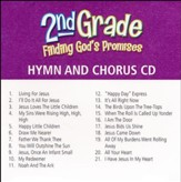 Grade 2 Hymns & Chorus Audio CD