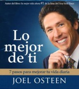 Lo Mejor de Ti, Audiolibro  (Become a Better You, Audiobook), CD